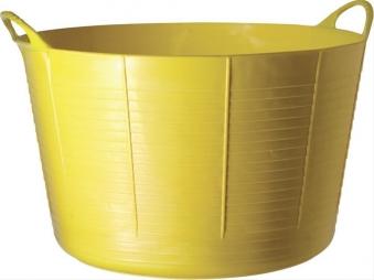Universal Tragebehälter 75 L - gelb Bild 1