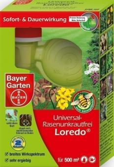 Bayer Universal Rasenunkraut frei Loredo 100 ml Bild 1