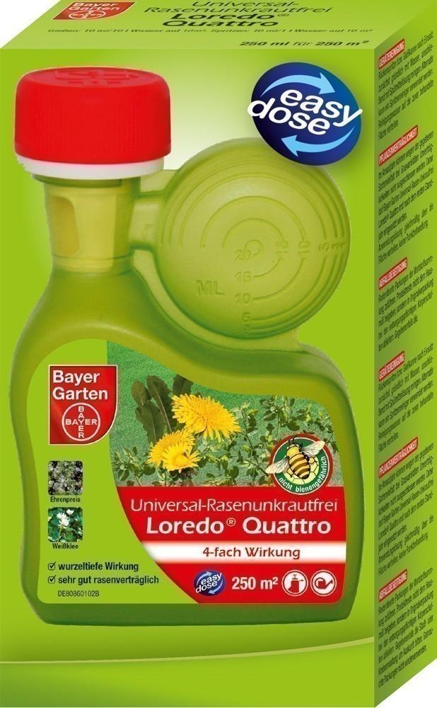 Bayer Universal Rasenunkrautfrei Loredo Quattro 250 ml Bild 1