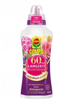 COMPO 60 Tage Langzeit Blumendünger 750ml Bild 1