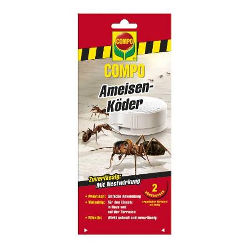 COMPO Ameisen-Köder 2 Dosen Bild 1