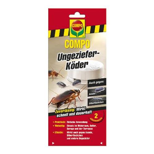 COMPO Ungeziefer-Köder 2 Stück Bild 1