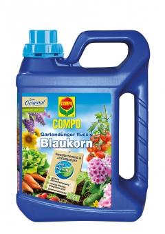 Compo Flüssigdünger / Blaukorn Nova Tec Zimmer- Balkonpfl. 2,5 Liter Bild 1