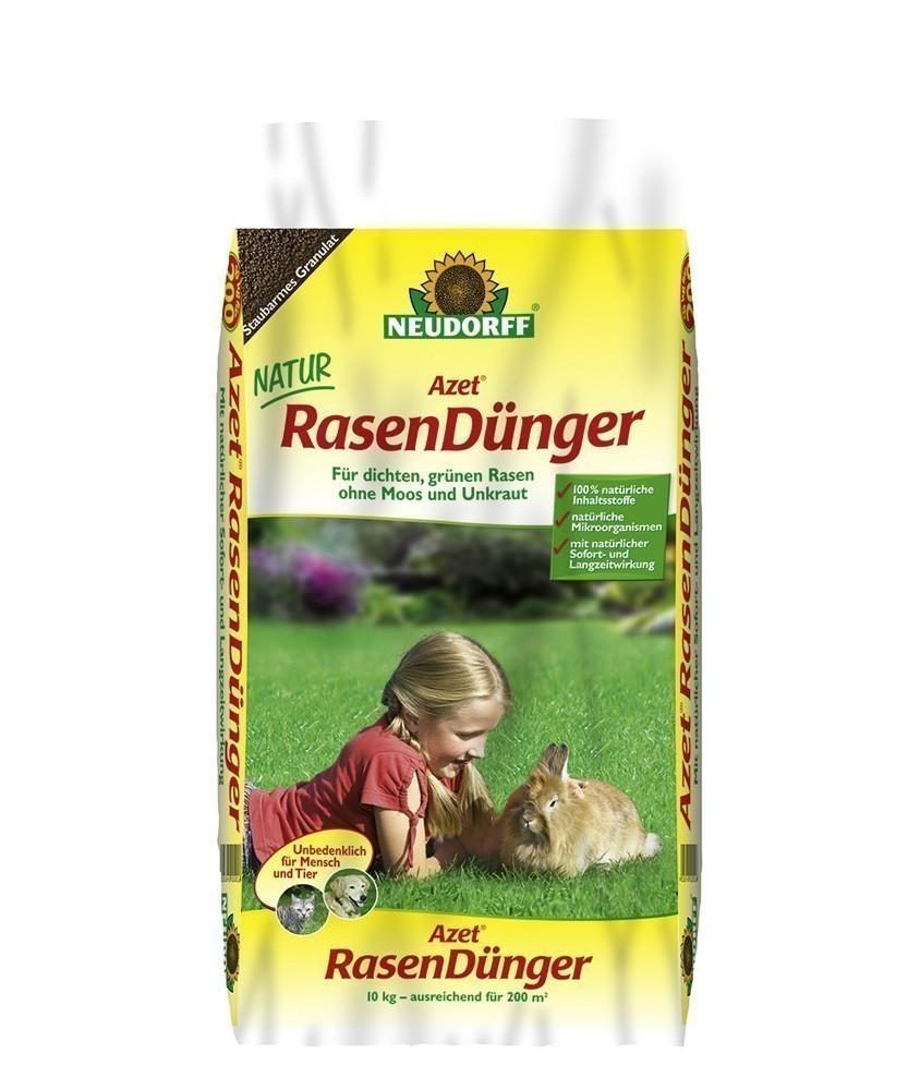 Neudorff Azet® RasenDünger 10 kg Bild 1
