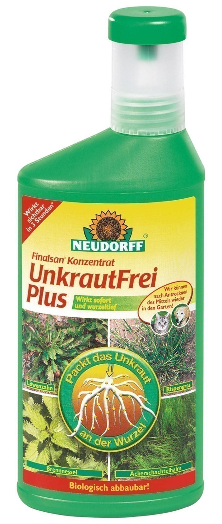 Neudorff Finalsan UnkrautFrei Plus Konzentrat 500 ml Bild 1