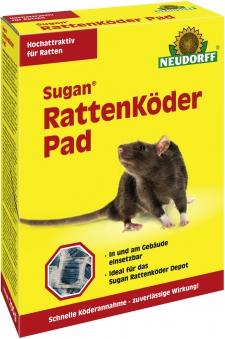Neudorff Sugan Rattenköder Pad 200g Bild 1