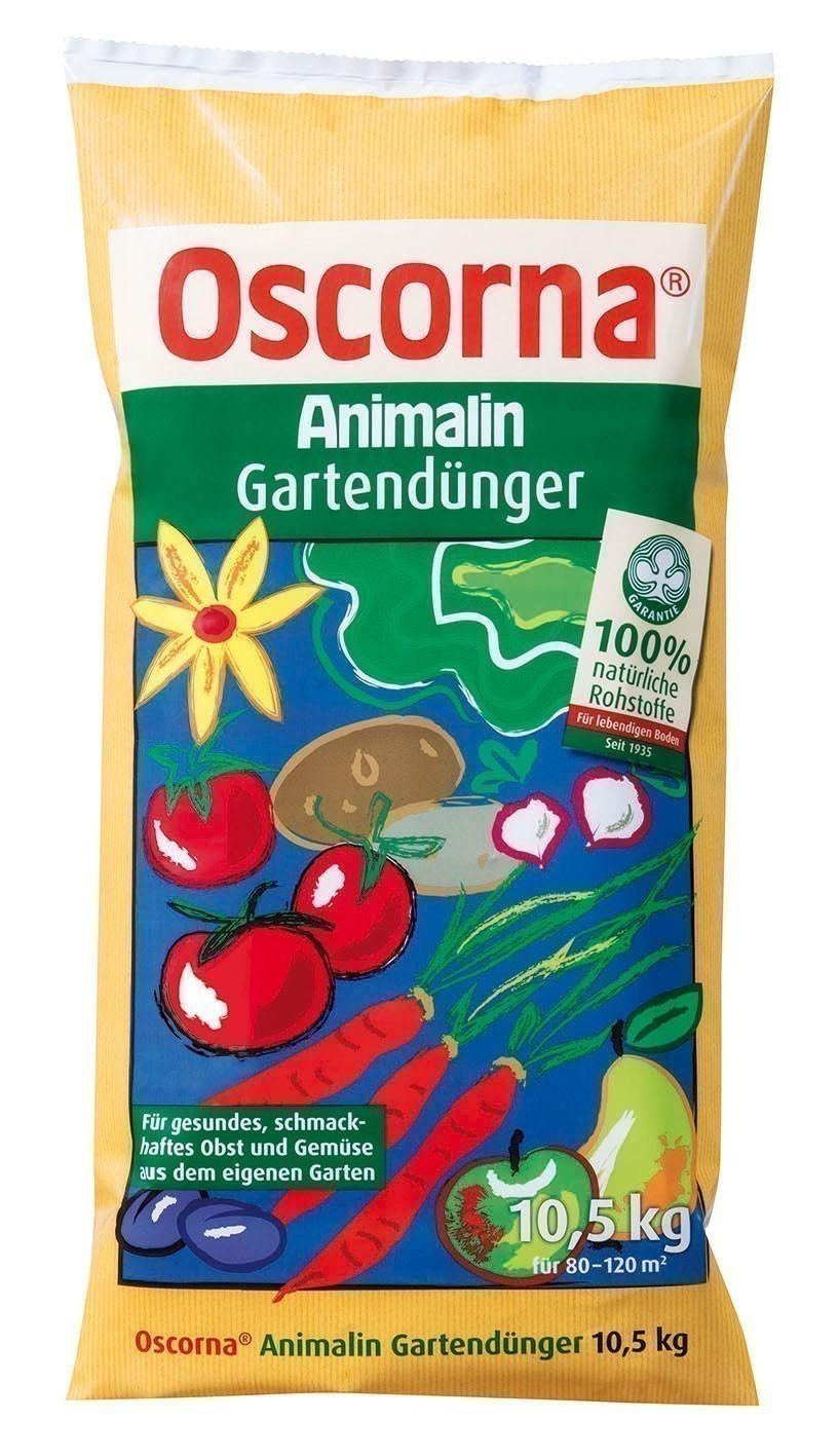 OSCORNA ANIMALIN Gartendünger 10,5 kg Bild 1