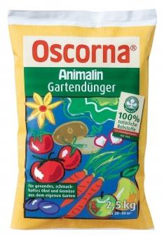 OSCORNA ANIMALIN Gartendünger 2,5 kg Bild 1