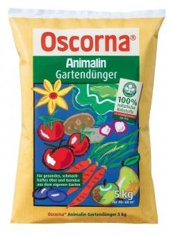 OSCORNA ANIMALIN Gartendünger 5 kg Bild 1