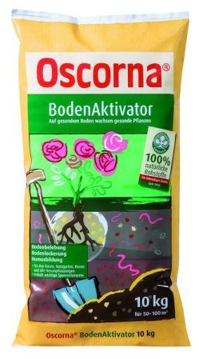 OSCORNA Bodenaktivator / Bodendünger 10 kg Bild 1