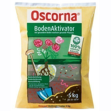 OSCORNA Bodenaktivator / Bodendünger 5 kg Bild 1