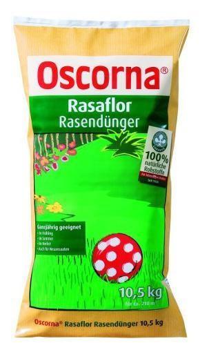 OSCORNA RASAFLOR  / Rasendünger 10,5 kg Bild 1