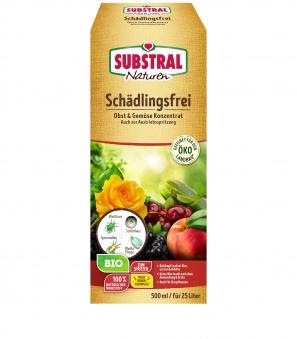 Substral Naturen Schädlingsfrei Obst & Gemüse Konzentrat 500ml Bild 1