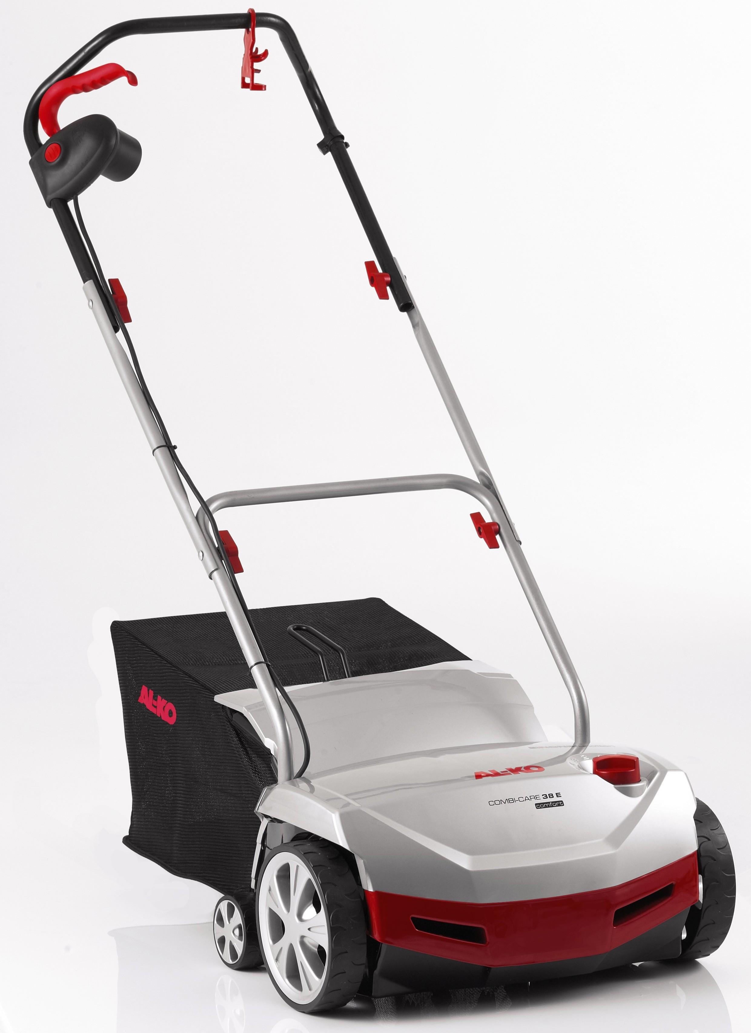 AL-KO Elektro Vertikutierer Combi Care 38 E Comfort 1300 W B 37 / 38cm Bild 1