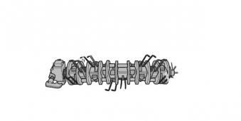Lüfterwalze WAS3701 für Wolf Vertikutierer Bild 1
