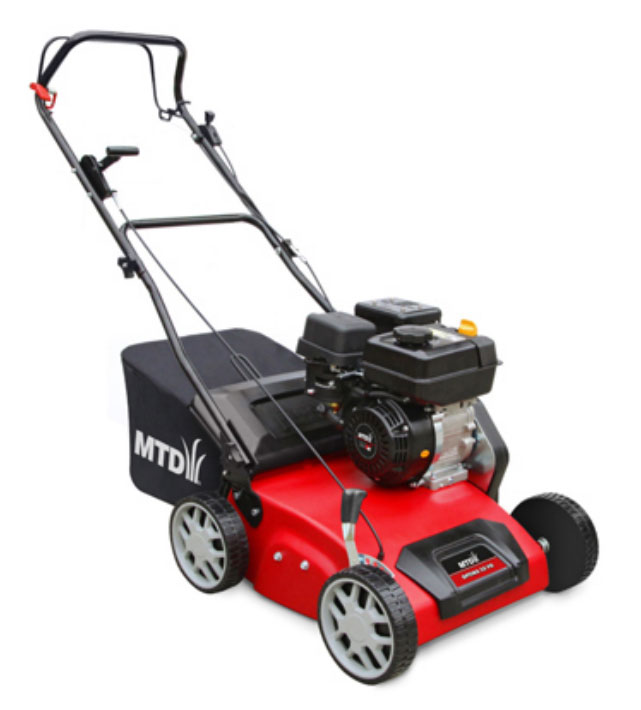MTD Benzin Vertikutierer OPTIMA 35 VO Arbeitsbreite 35cm Bild 1