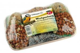 Mischpackung 7-teilig Vogelfutter Bild 1