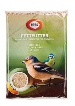 Vogelfutter Fettfutter elles 1 kg Bild 1