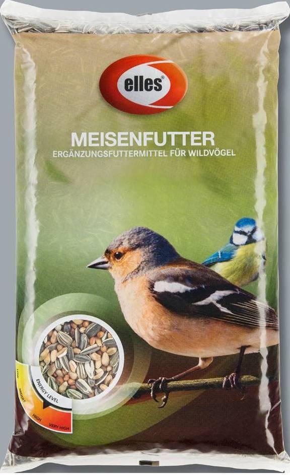 Vogelfutter Meisenfutter elles 2,5kg Bild 1