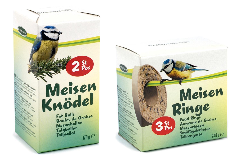 Vogelfutter Meisenringe 3 Stück Bild 1