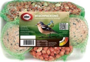 Vogelfutter Mischpackung elles 4-tlg. Bild 1