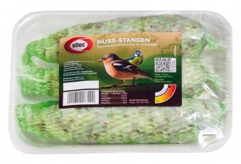 Vogelfutter Nuss-Stangen 330g elles 3-er Pack Bild 1