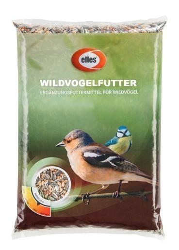 Vogelfutter Wildvogelfutter elles 1kg Bild 1