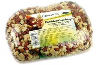 Spezial Eichhörnchenfutter 600 g