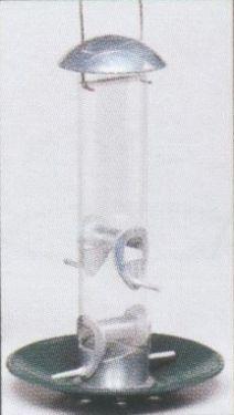 Metall-Futterscheibe Ø 23 cm / Zubehör Vogelfuttersäule Bild 2