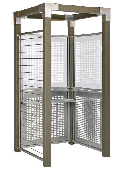 Dusche Halbrund Gemauert : Dusche Im Garten Abwasser : CUBIC Dusche Aussendusche mit Glas