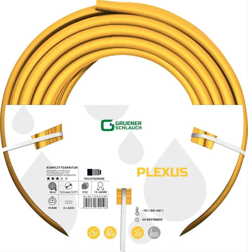 Plexus Komplettgarnitur 1/2