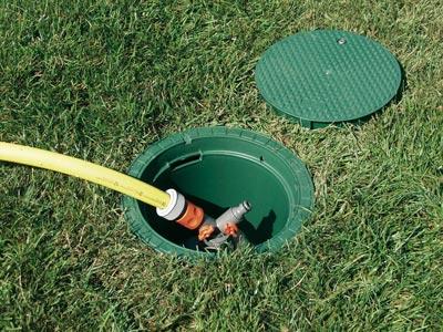 Wasseranschlussbox Extern GRAF GARANTIA 202060 Bild 2