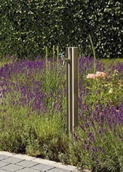 Wasserzapfsäule Edelstahl GRAF 356020 Bild 3