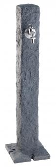 Wasserzapfsäule Granit Natursteinoptik darkgranite GRAF 356025 Bild 1