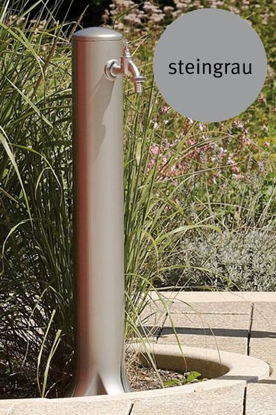Wasserzapfsäule Rondo steingrau GRAF / GARANTIA 356021 Bild 1