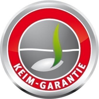 Wolf Garten Premium-Rasen Saatgut Schatten & Sonne LP200 für 200m² Bild 2