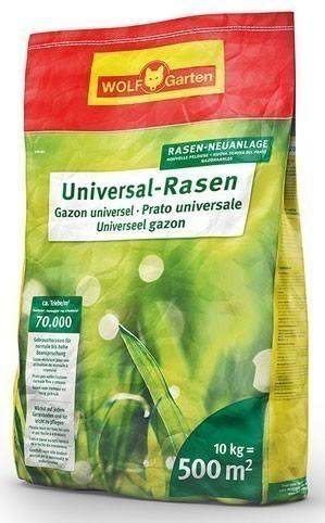 Wolf Garten Rasensamen / Saatgut Universal U-RS500 für 500m² Bild 1