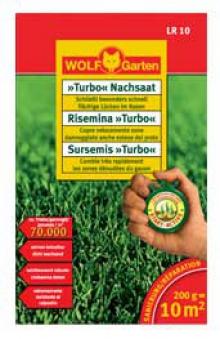Wolf Garten Turbo Nachsaat LR10 zur Rasen Sanierung für 10m² Bild 1