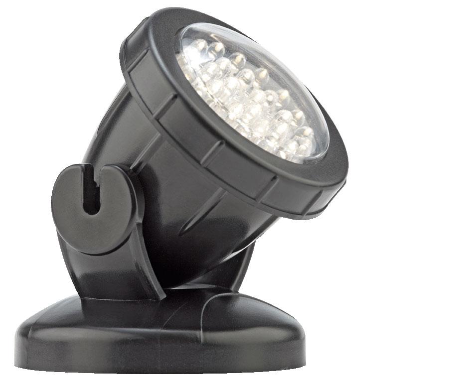 Led Beleuchtung Hersteller : Teich Beleuchtung  LED Spot Set Pontec PondoStar LED Set 1  bei