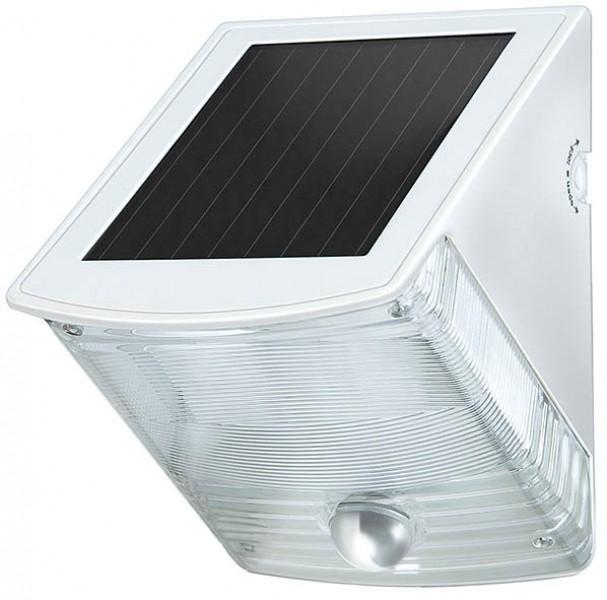 Brennenstuhl Solar LED Wandleuchte SOL 04 IP44 mit Bewegungsmelder